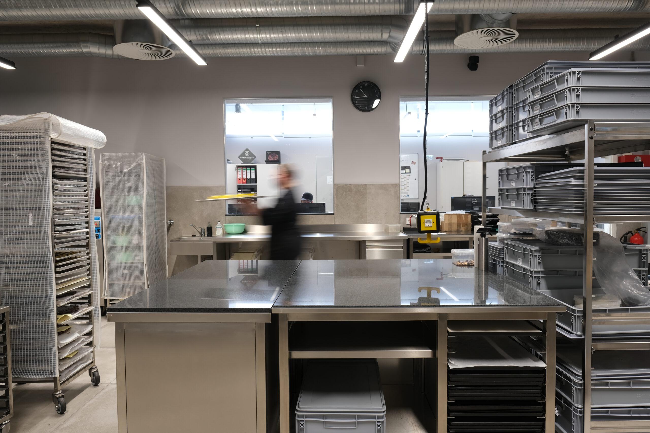 Sebastian klawiter Hanna Noller Innenarchitektur Sindelfingen Deutschen Meisters Chocolatiers Kevin Kugel Architektur Design Möbel