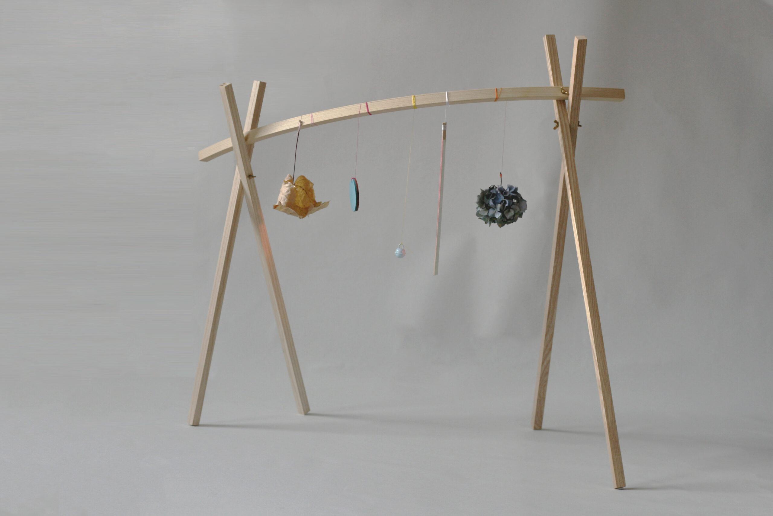 Sebastian Klawiter Kinderspielzeug Bugholz Holz Produkt Design