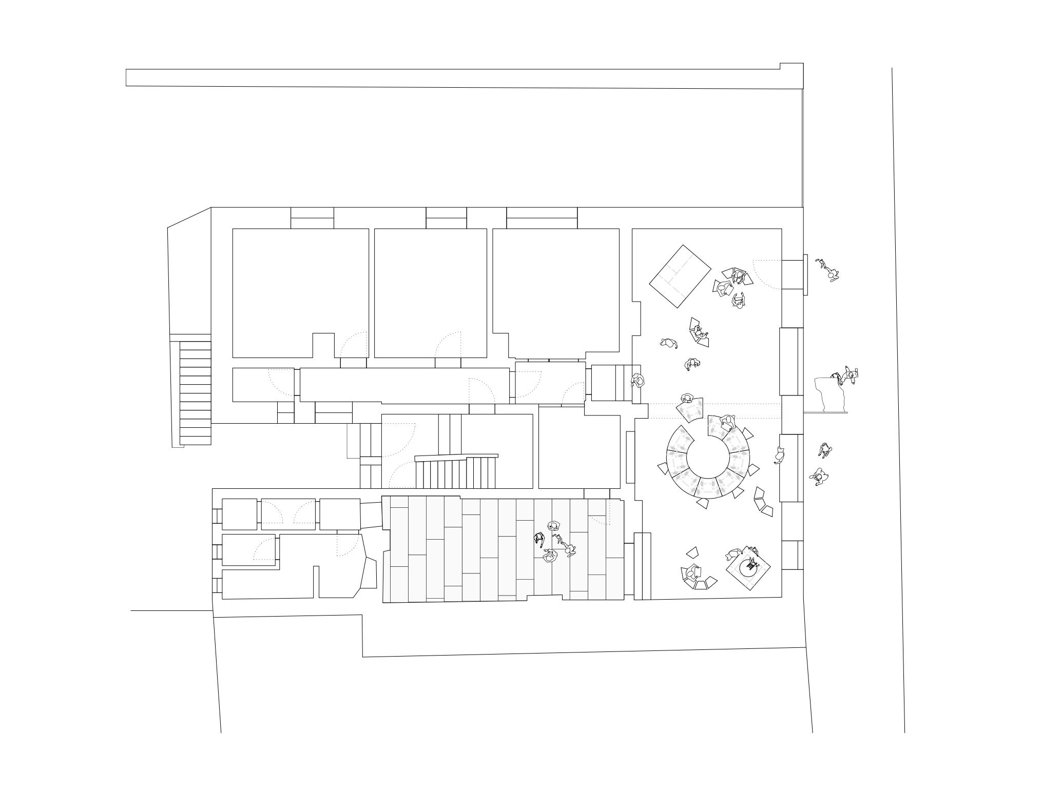 Sebastian klawiter Valerie Rehle Isabell Thoma Innenarchitektur Architektur Design Möbel München Kinder Raum