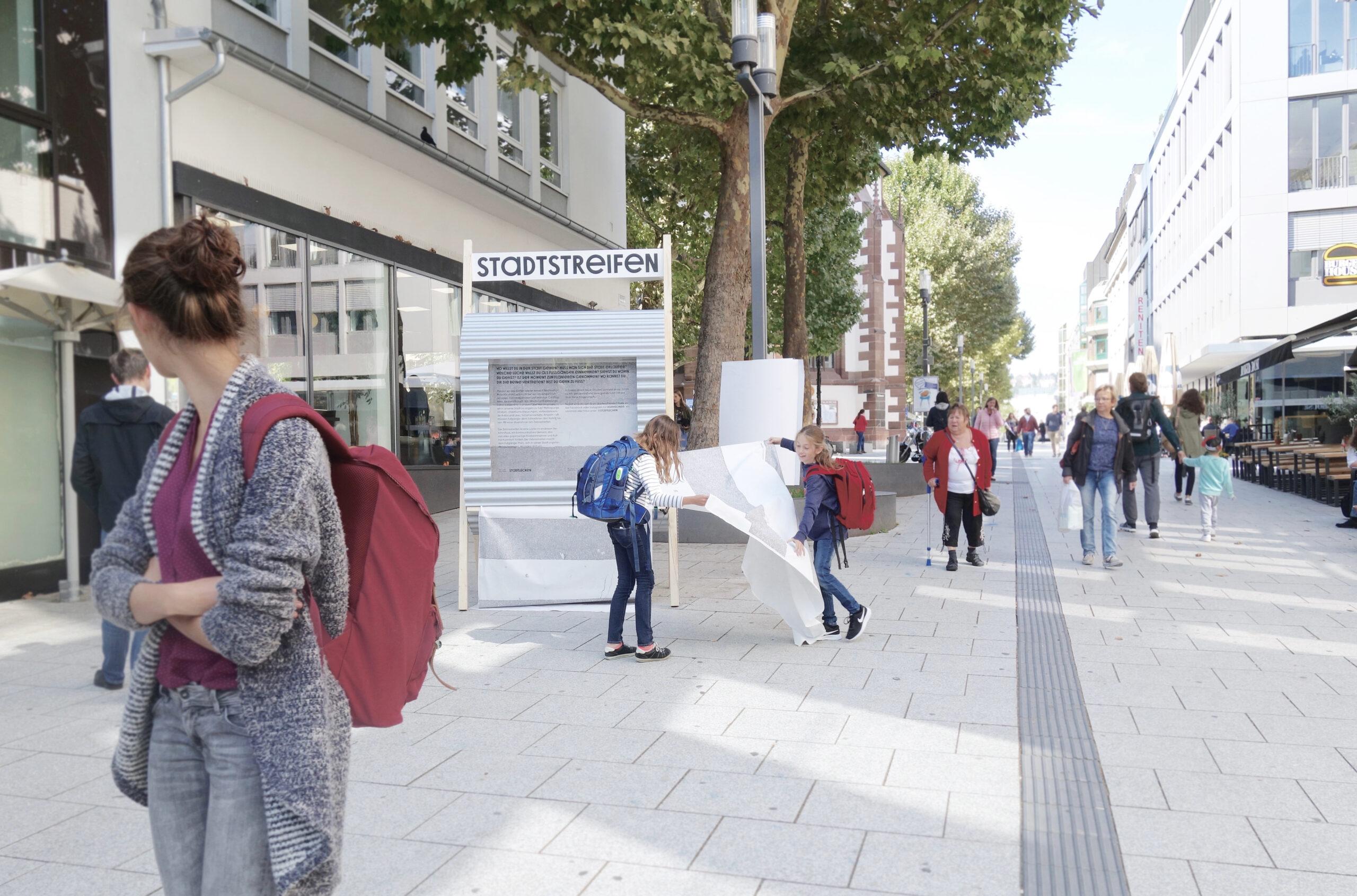 gehschule stadtstreifenautomat stadtlücken sebastian klawiter stuttgart stadtraum urban